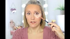 over 35 stop applying under eye concealer like a your