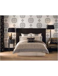 david jones harlequin azara double bed quilt cover