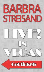 Park Theater Seating Chart For Aerosmith Barbra Streisand Las Vegas Tickets Park Theater At Park