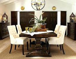 pottery barn dining room table pottery barn round dining table pottery barn dining room table with