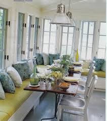 banquette bench dining sets