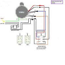 car wiring diagram for single phase motor wiring how to wire up 220v Single Phase Wiring 220v single phase wiring forwardreverse switch 09 150748 horse walker motor and 4uye9 drum jpg 220v single phase wiring