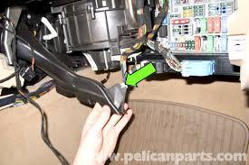 bmw e blower motor replacement e e e pelican parts large image