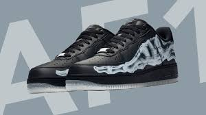 Light Up Air Force Ones For Sale Air Force 1 Skeleton Review On Foot
