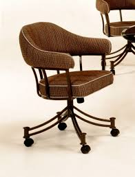 swivel dining chairs with casters. Tempo Industries Lodge 5 Piece Caster Dining Set Swivel Chairs With Casters