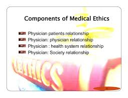 ethics regarding doctors dating patients
