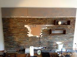 50 Einzigartig Von Wohnzimmer Ideen Wandgestaltung Stein