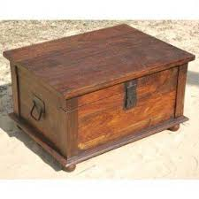 wrought iron and wood furniture. Distressed Rustic Solid Wood Storage Box Trunk Coffee Table W Wrought Iron And Furniture