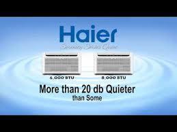 haier esaq406p serenity series 6050 btu 115v window air conditioner with led remote control. haier esaq406p serenity series 6050 btu 115v window air conditioner overview esaq406p btu 115v with led remote control s