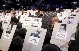Grammys 2019 Seating Chart Revealed Find Out Whos Sitting