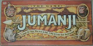 Jumanji Wooden Board Game Jumanji Board Game BoardGameGeek 66