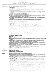 Admin Resume Examples Linux System Administrator Sample Pdf Malaysia