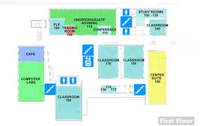 Unt Blackboard Maps College Of Business 9