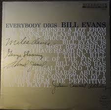 <b>Bill Evans</b> Trio* - <b>Everybody</b> Digs <b>Bill Evans</b> | Discogs