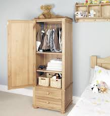 mobel solid oak reversible. Image 1 Showing Mobel Oak. Amelie Oak Childrens Single Wardrobe Solid Reversible L