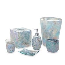 Teal Bathroom Accessories Sets Aqua Colored Bathroom Accessories
