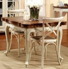 Mesa De Comedor  Con Cristal Transparente  Ideal Para Tu Salón Mesas Clasicas De Comedor