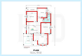 cool 1000 sq ft house plans 2 bedroom indian style new home