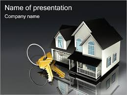 Powerpoint Real Estate Templates Real Estate Property Powerpoint Template Infographics Slides