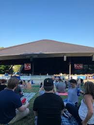 At Lawns Seats 6 30pm Picture Of Blossom Music Center