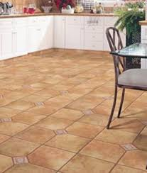 Ceramic Tile Flooring Is Durable And Waterproof.