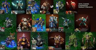 dota 1 vs dota 2 hero model comparisons dota2