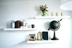 floating shelves design this is a good example of how you may style your shelves in floating shelves