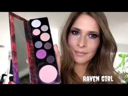 Makeup Tutorial <b>Raver Girl</b> By <b>Mac</b> - YouTube