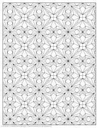 Small Picture Patterns Coloring Pages fablesfromthefriendscom