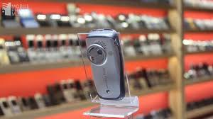 Sony Ericsson K500 Silver - review ...