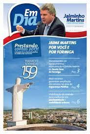 Em Dia Formiga' - Deputado Federal Jaiminho Martins by Jaiminho Martins -  issuu