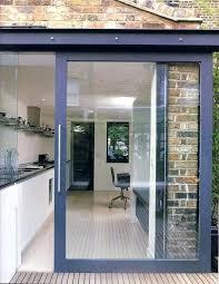 sliding glass doors ugly aluminum