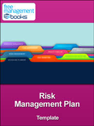 Project Management Plan Template Free Download Risk Management Plan Template