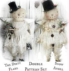 Doll Patterns Amazing Veenas Mercantile Primitive Doll Patterns And Stencils