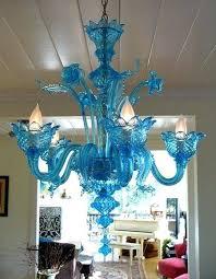 blue glass chandelier blue glass chandelier blue glass pendant shades
