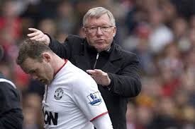 Image result for ferguson and rooney