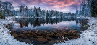 background images landscape winter. Beautiful Landscape Nature Landscape Winter Sunrise Lake Forest Snow Morning Trees Finland Cold  Water Reflection Wallpaper And Background Throughout Background Images Landscape Winter 7