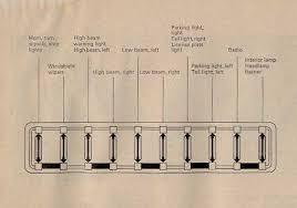 1967 beetle wiring diagram usa thegoldenbug com fuse box tags beetle