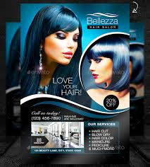 Hair Salon Flyer Templates 25 Hair Salon Flyer Templates Free Premium Download