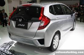new car launches march 2014 india2014 Honda Jazz India launch in March 2015