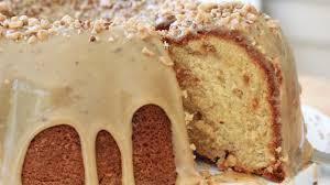 brown sugar caramel pound cake recipe