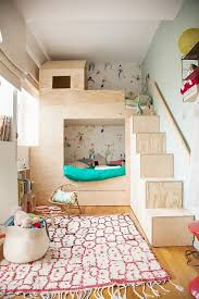girls furniture bedroom. small kidsu0027 room with a clever builtin bunkbed palace that allows girls furniture bedroom e