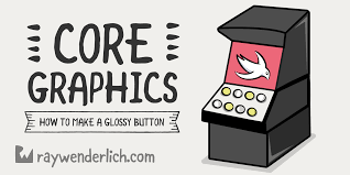 Core Graphics: How to Make a Glossy Button   raywenderlich.com