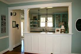 kimberly creates a new kitchen for her old house dining rooms
