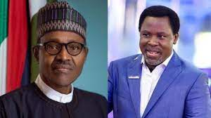 Tb joshua was the leader and founder of the synagogue. Weuuqwy0trxcwm