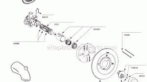 alluring moen shower valve replacement at l82383 parts list and diagram com