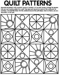 Serendipitous Discovery: Toddler Fun, Week 21: Letter Q, Number 10 ... & I found a quilt coloring page for him to do. The neat thing is, you can  customize it to whatever you need. For example, I asked him to color all  the circles ... Adamdwight.com