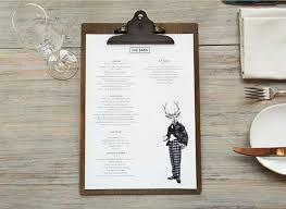 Menu Designs 40 Creative And Beautiful Restaurant Menu Designs Pixel Curse