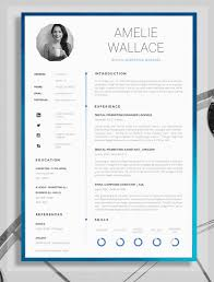 Examples Of A Modern Resume 018 Template Ideas Creative Professional Cv Samples 01 Clean