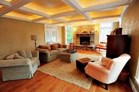 cool lighting for room. Lighted Box Beams Cool Lighting Idea For Room P